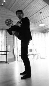 LEF Presents Dracula - Jonathan Harker